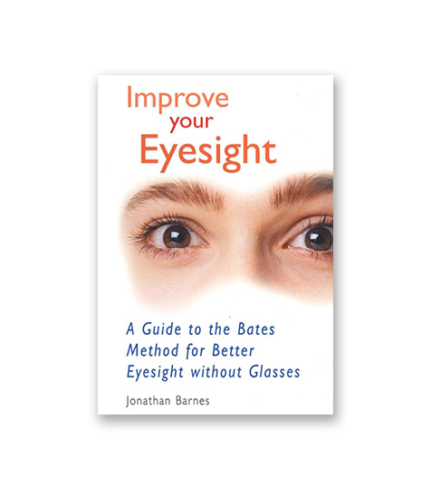 Improve your eyesight, by Jonathan Barnes